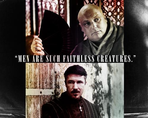 Varys & Petyr