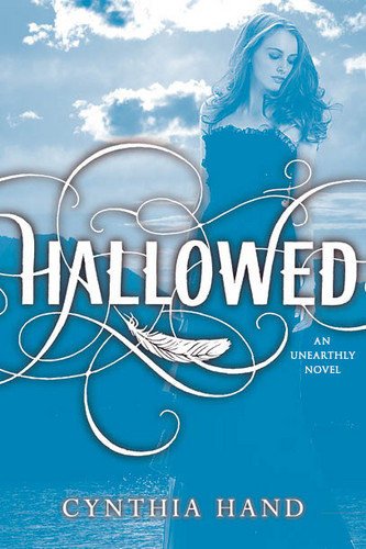 hallowed cover - unearthly-by-cynthia-hand Photo