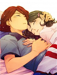 ichinose and aki