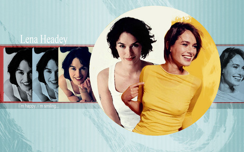 lena - wallpaper - lena-headey Wallpaper