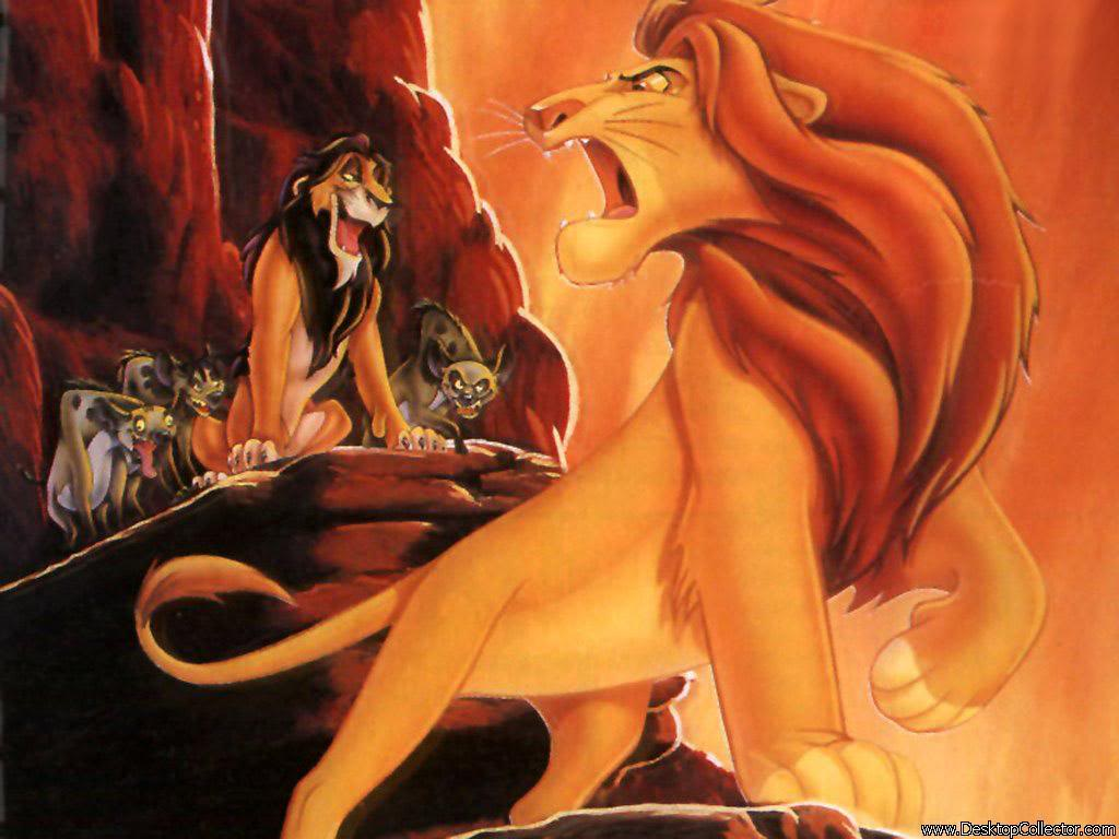 lion king wall paper