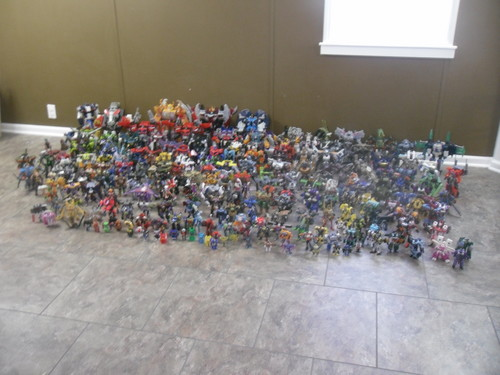 my transformers toys collection - transformers Photo