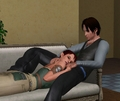 romantic poses II - the-sims-3 photo