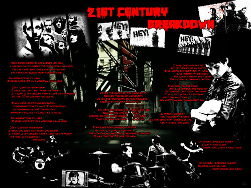 21st Century Breakdown-Lyrics
