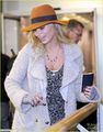 [December 3rd] Vancouver International Airport - alyson-michalka photo