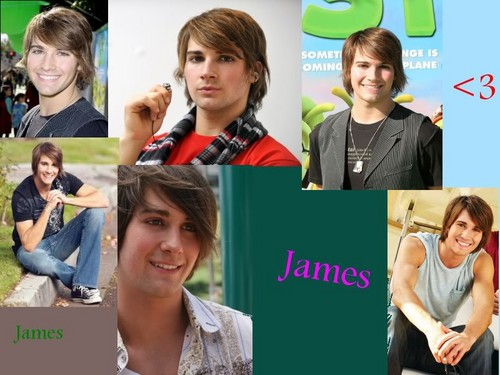 James Maslow wallpaper with a portrait called ☆ James ☆
