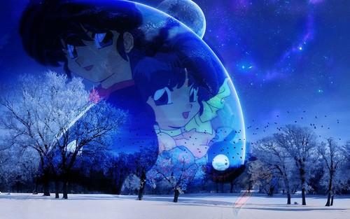 [Ranma 1 2] Ranma & Akane (adventures)