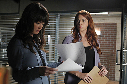 """The Mentalist"" Season 4 Episode Stills"
