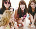 snsd - holiday photobook scans