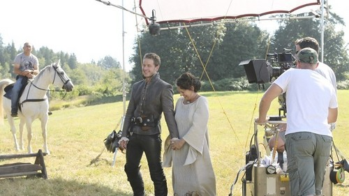 1.06 - The Shepherd- BTS Photos