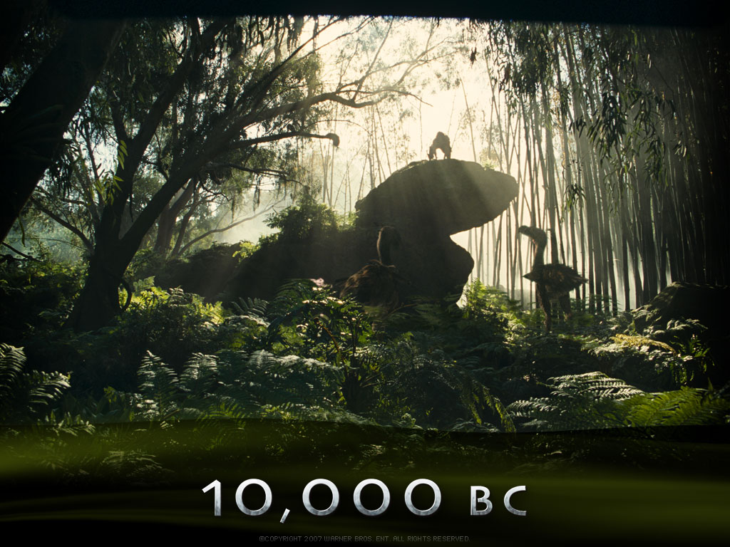 10,000 B C  - 10,000 B C Wallpaper (27487532) - Fanpop