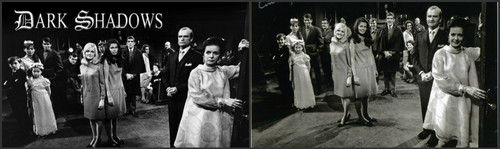 Dark Shadows fond d'écran entitled 1967 Dark Shadows Cast photo