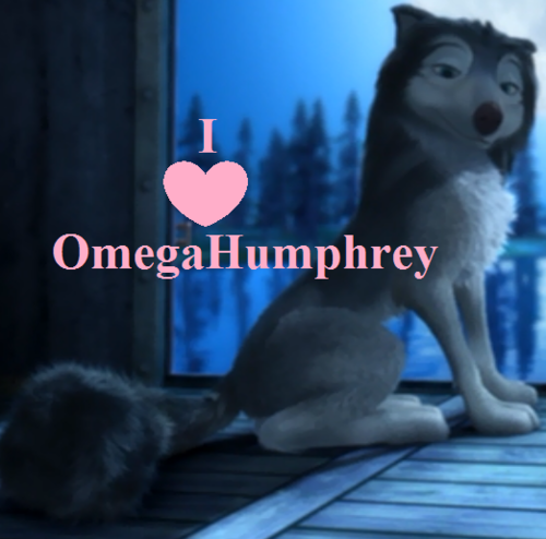 My personal icone for OmegaHumphrey