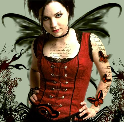 AMY LEE papillon