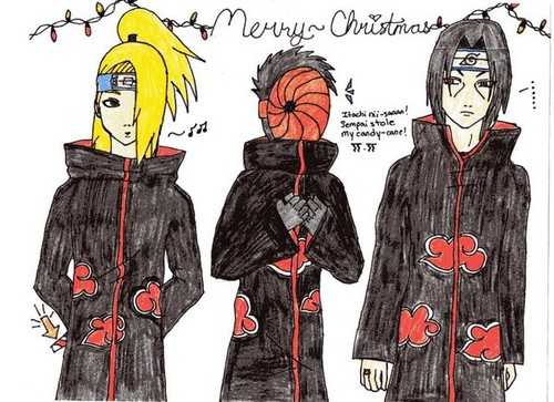 An Akatsuki Christmas