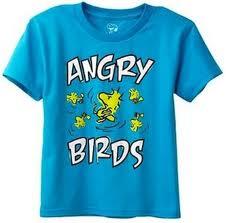 Angry Bird শার্ট