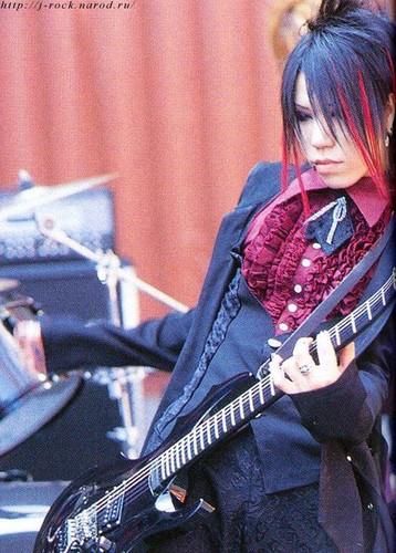 Aoi [The GazettE]
