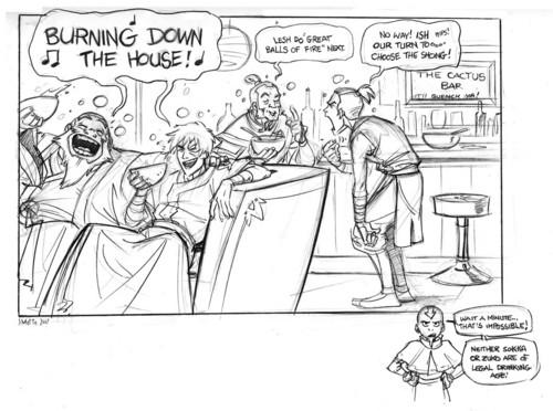 awatara Comics