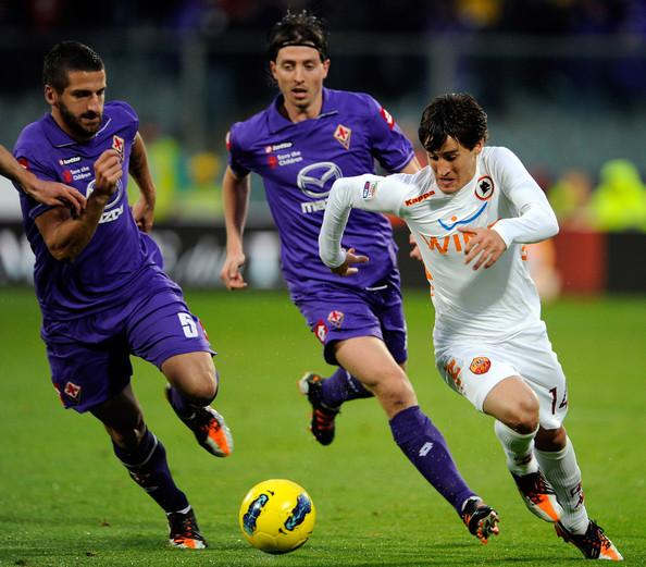 B. Krkic (Fiorentina - Roma)