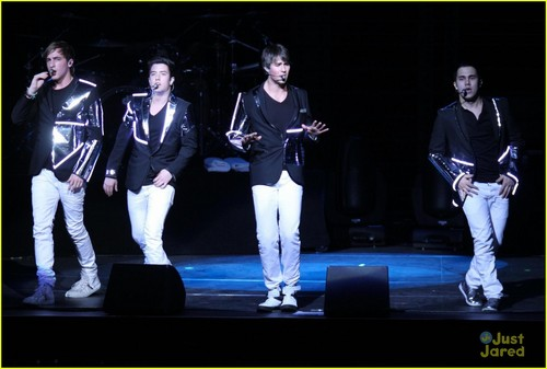 Big Time Rush 'Elevate's Jingle Ball 2011