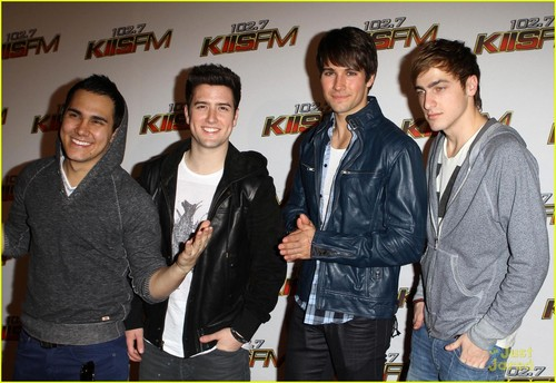 big time rush wallpaper containing a well dressed person called Big Time Rush 'Elevate's Jingle Ball 2011