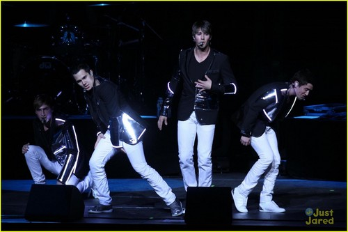Big Time Rush 'Elevate's Jingle Ball 2011