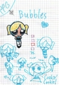 Bubbles - powerpuff-girls fan art