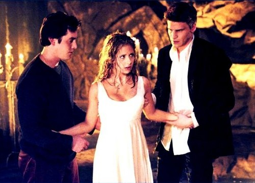 Buffy Season 1 DVD gambar