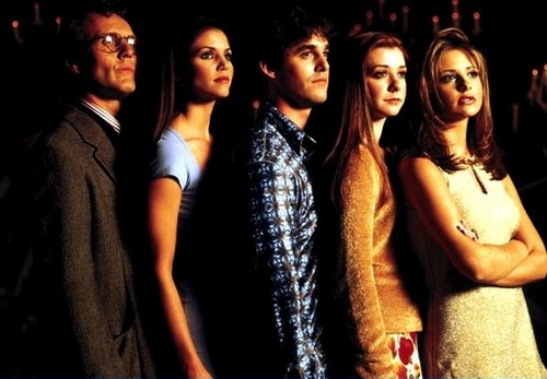 Buffy Season 1 DVD تصاویر