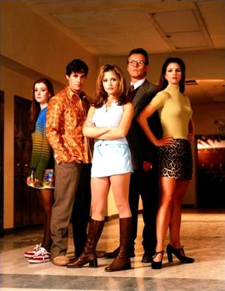 Buffy Season 1 DVD 照片