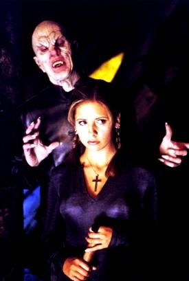Buffy Season 1 DVD foto's