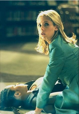Buffy Season 2 DVD fotos