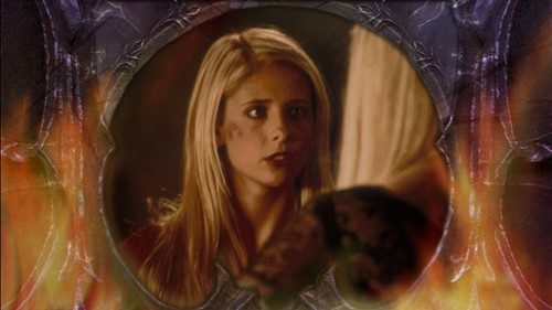Buffy Season 4 DVD picha