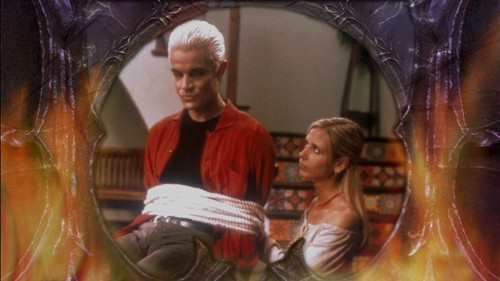 Buffy Season 4 DVD 写真