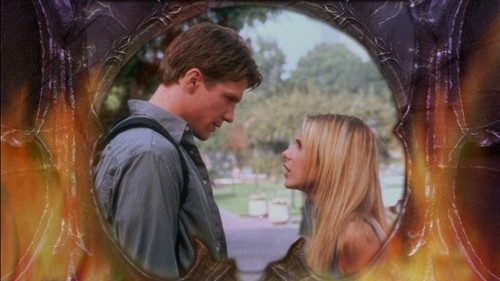 Buffy Season 4 DVD foto's