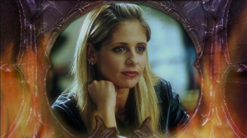 Buffy Season 4 DVD Photos