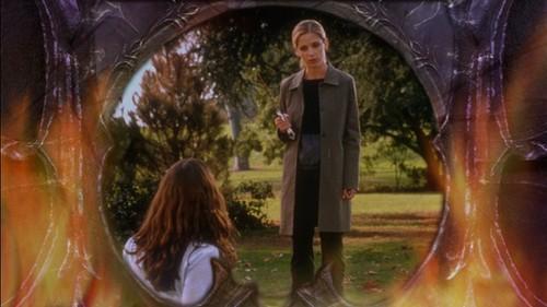 Buffy Season 4 DVD foto's