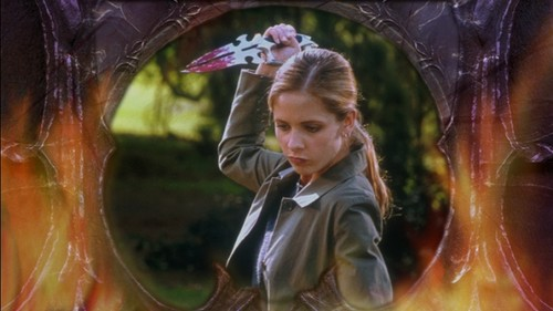 Buffy Season 4 DVD 写真