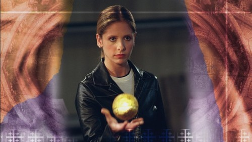Buffy Season 5 DVD foto's