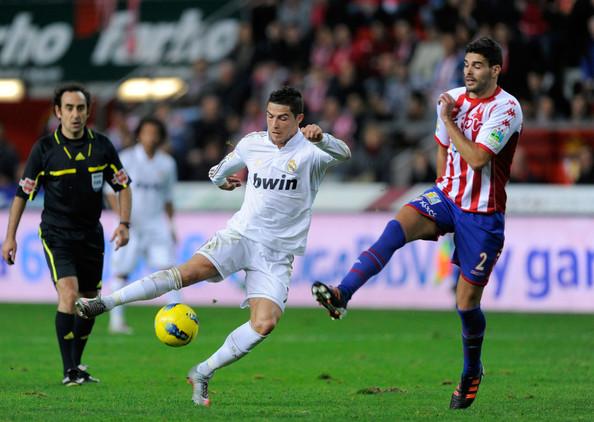 C. Ronaldo (Real Madrid - Sporting)