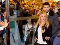 CU-Shakira and boyfriend-Dues Vides book release - gerard-pique photo