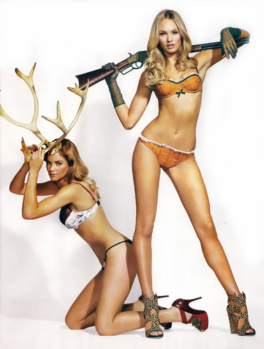 Candice and Rosie <3
