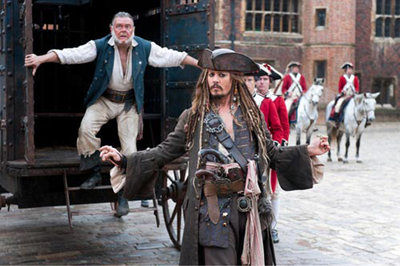 Captain Jack Sparrow & ??