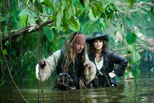 Captain Jack Sparrow & ??