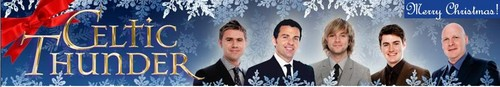 Celtic Thunder Chirstmas banner!@ - celtic-thunder Fan Art