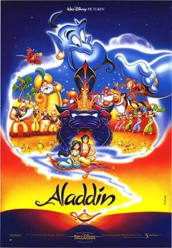 Countdown To Christmas-Aladdin