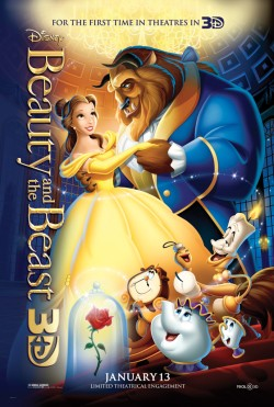 Countdown To Christmas-Beauty and the Beast