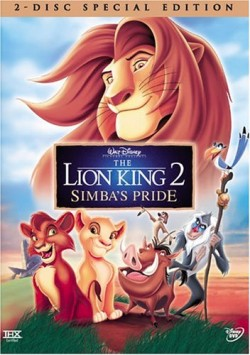 Countdown To Christmas-The Lion King 2