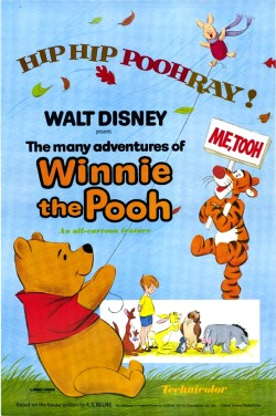 Countdown To Christmas-The Many Adventures of Winnie The Pooh