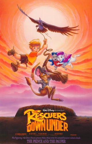 Countdown To Christmas-The Rescuers Down Under